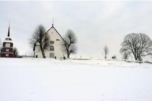 Fridlevstad kyrka